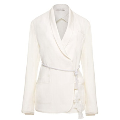 Valentine Tuxedo-Inspired Blazer