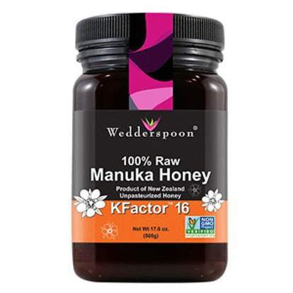 Raw Manuka Honey