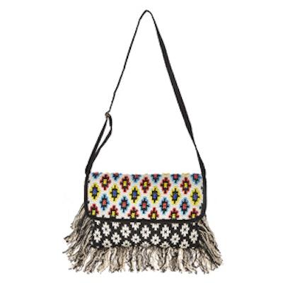 Knit Crossbody Bag