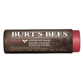 Tinted Lip Balm in Hibiscus