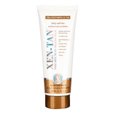 Transform Luxe Premium Sunless Tan