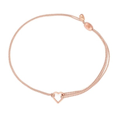 Light Pink Kindred Cord (RED) Heart