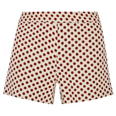 Marisa Jacquard Shorts