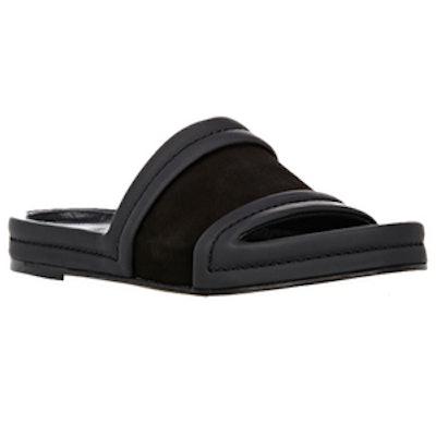 Leather & Suede Slides