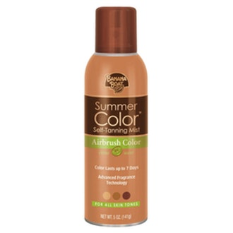 Sunless Color Self-Tanning Mist