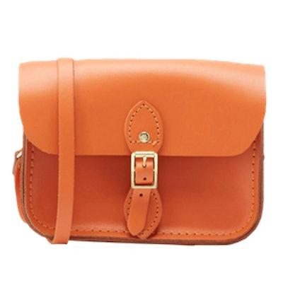 Leather Mini Traveller Bag