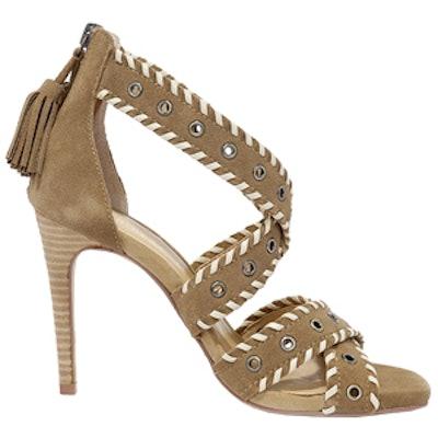 South West Suede Sandals
