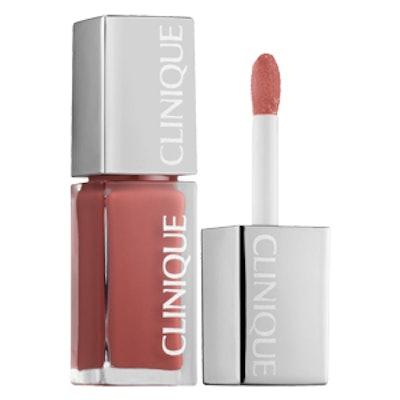 Pop Lacquer Lip Colour + Primer in Neutral Blush