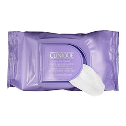 Clinique Take The Day Off Micellar Cleansing Towelettes