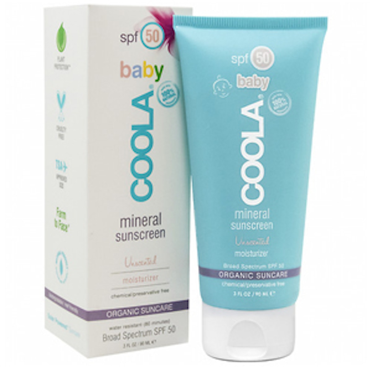 Baby Mineral Sunscreen SPF 50