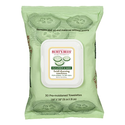 Cucumber Facial Cleansing Towelettes