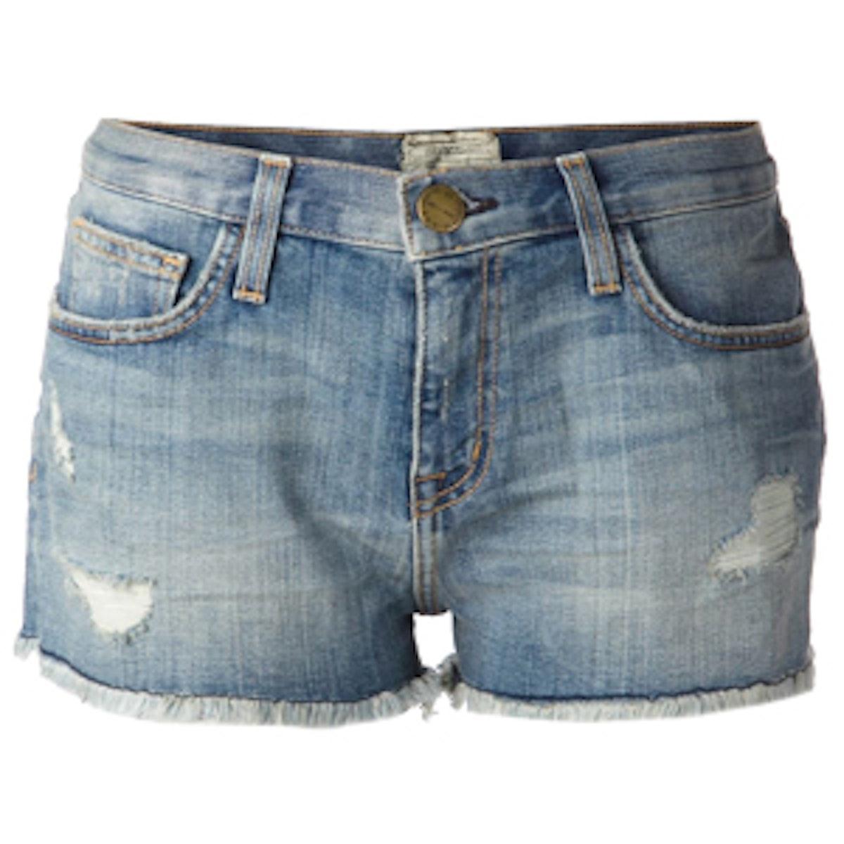 Cropped Shorts