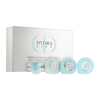 Hydra Life Beauty Awakening Rehydrating Mask Capsules