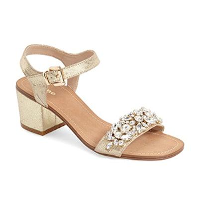 Mahala Block Heel Sandal