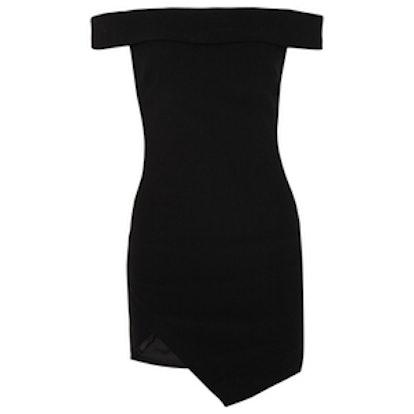 Martika Asymmetrical Mini Dress