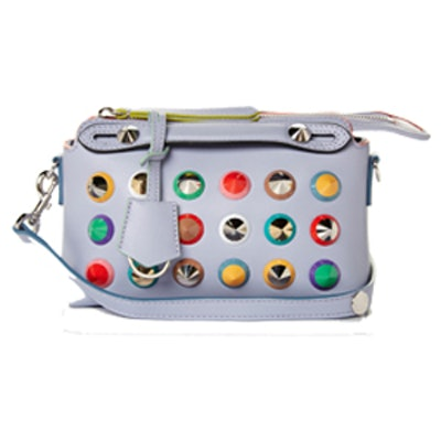 By The Way Mini Stud-Embellished Cross-Body Bag