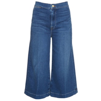 Le Culotte High-Waisted Jeans