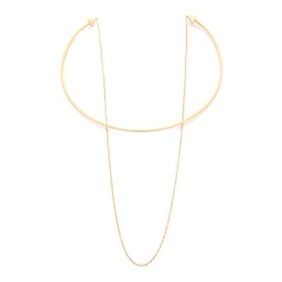 Irene Chain Collar Necklace