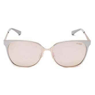 Susanna Mirrored Butterfly Sunglasses