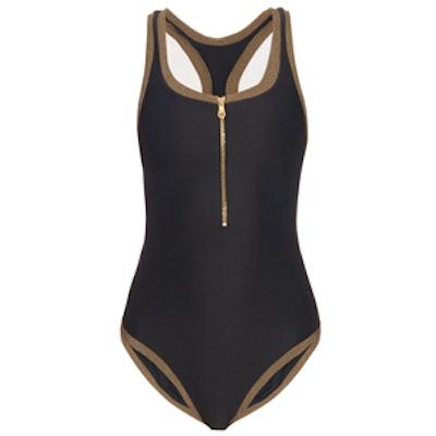 Bridgehampton Bi-Colour Swimsuit