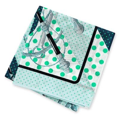 Clic Clac a Pois Handkerchief