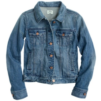 Premium Stretch Denim Jacket