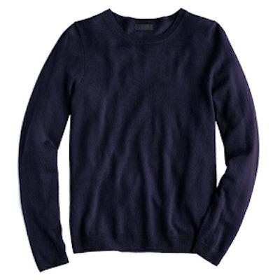 Featherweight Cashmere Long-Sleeve T-Shirt