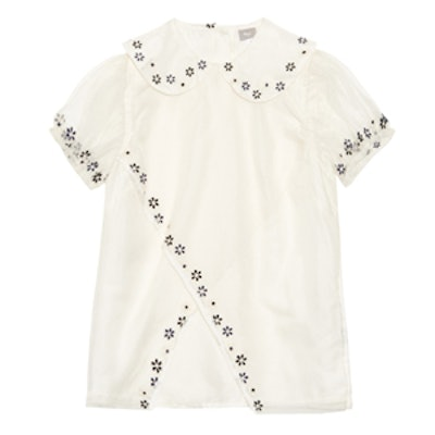 Pumala Embroidered Blouse