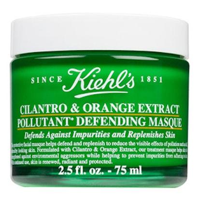 Cilantro & Orange Extract Pollutant Masque