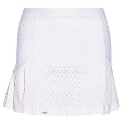 Sport Stretch-Lace Tennis Skirt