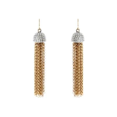 Ursula Tassel Earrings