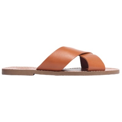 The Boardwalk Slide Sandal