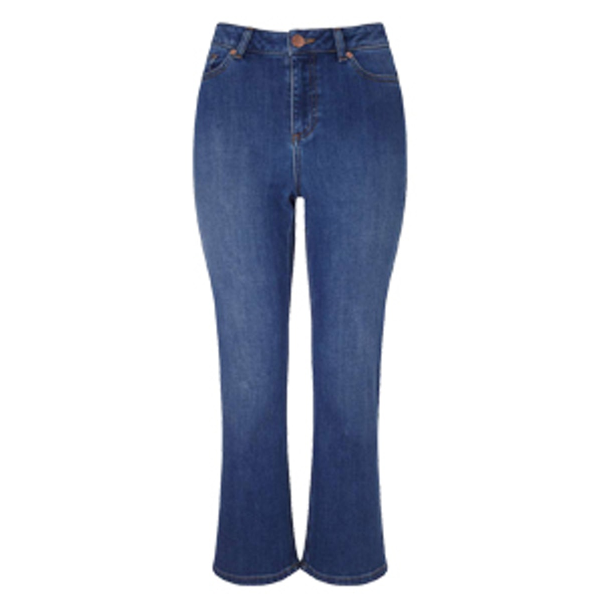 Cropped Kickflare Jean