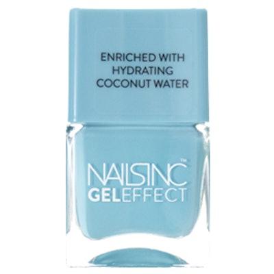 Portobello Terrace Coconut Bright Nail Polish in Baby Blue