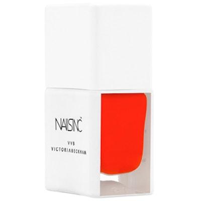 Judo Red Nail Polish