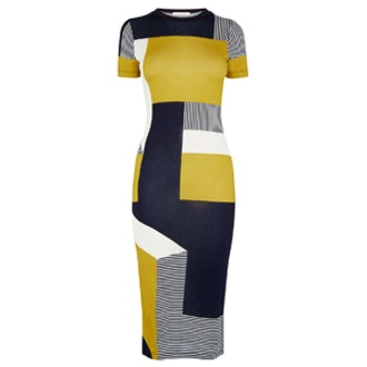 Memphis Belle Striped Dress