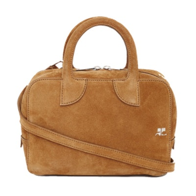 Suede Small Size Bag