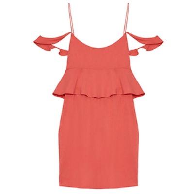 Bridgit Off-The-Shoulder Mini Dress