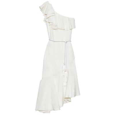 Violetta One-Shoulder Dress