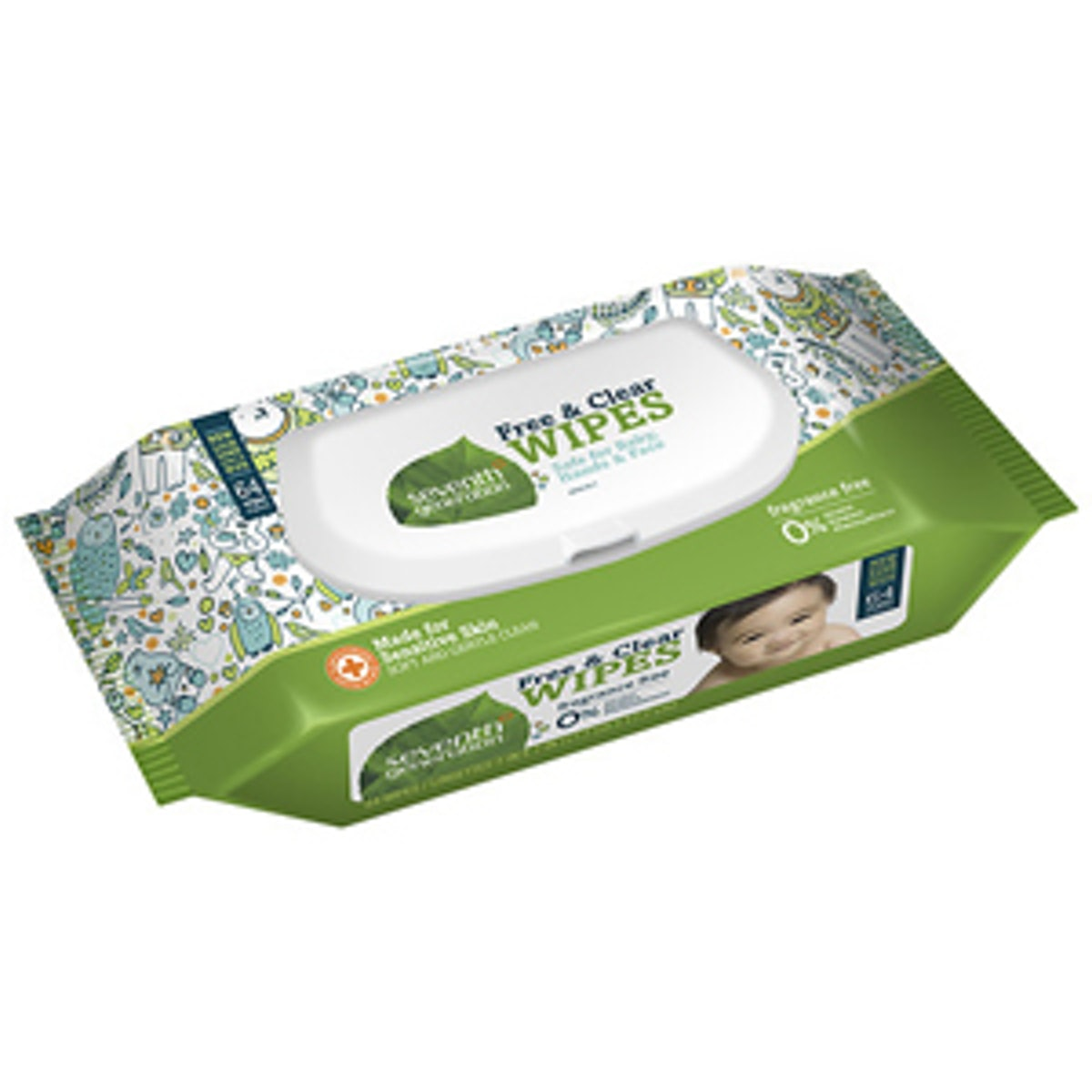 Thick n' Strong Baby Wipes