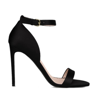 Silk Satin Sandals