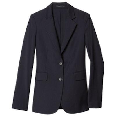 Technical Wool Classic Jacket