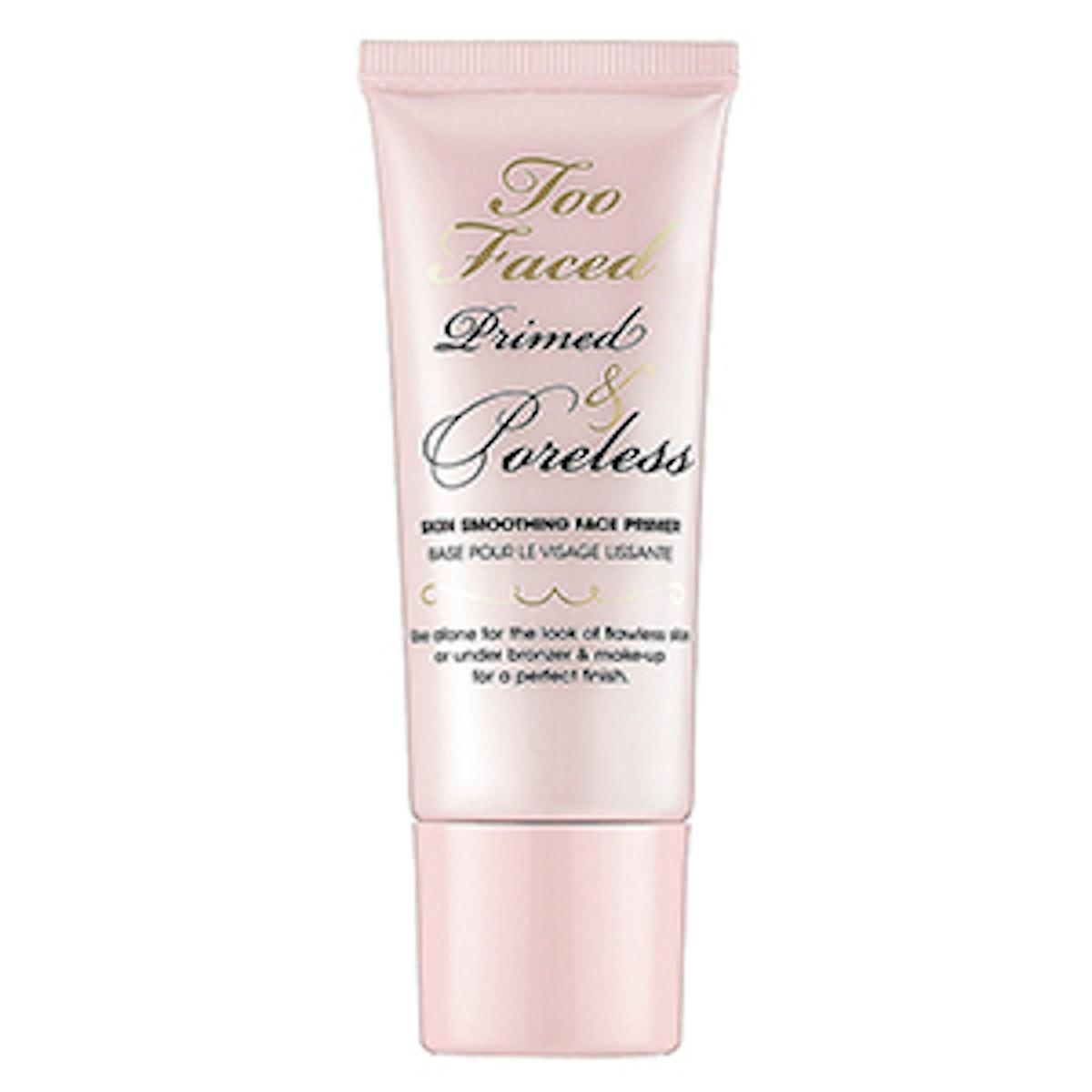 Primed & Poreless Skin Smoothing Face Primer