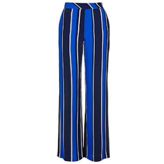 Stripe Slouch Trousers