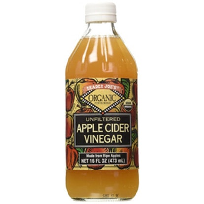 Organic Pasteurized Unfiltered Apple Cider Vinegar