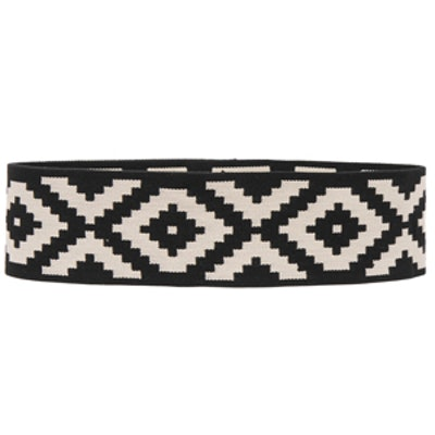 Fajas Woven Cotton Belt