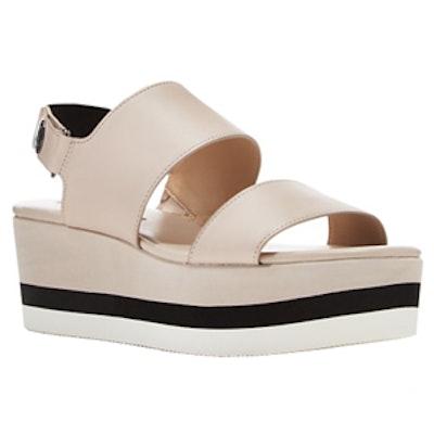 Neza Slingback Flatform Sandals