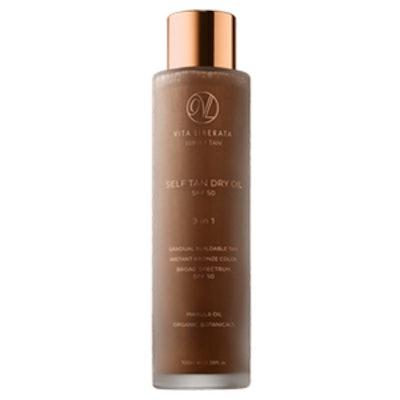 Self Tan Dry Oil