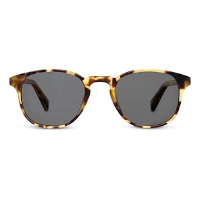Downing Sunglasses in Walnut Tortoise