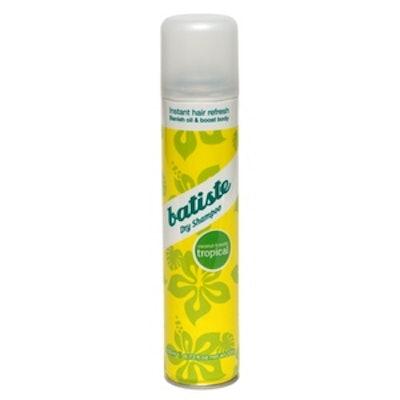 Batiste Tropical Coconut & Exotic Dry Shampoo
